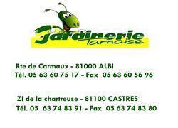 Comit du quartier madeleine pont vieux liste des sponsors for Jardinerie par internet